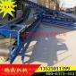 加工定做移动升降式爬坡粮食皮带输送机 各种规格装车输送机