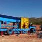 云南移动煤炭破碎机 1000型机械设备 用于化学工业
