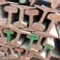 云南热轧钢轨 昆泽 型材批发