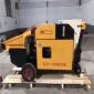 �管大�w�;炷�土�送泵 小型二次��造柱泵 上料快 模�K建房混凝土�送泵 �~麟